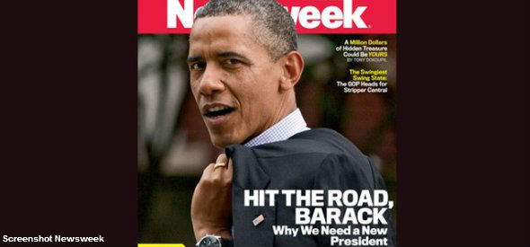 Newsweek cover