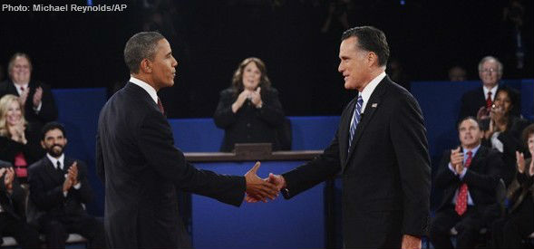 New York presidential debate