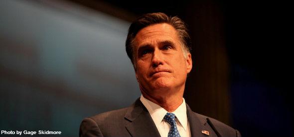 Mitt Romney Lost