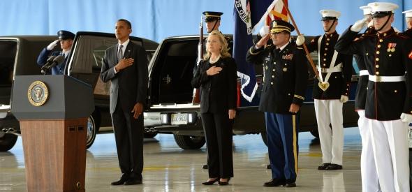 Benghazi attack victims
