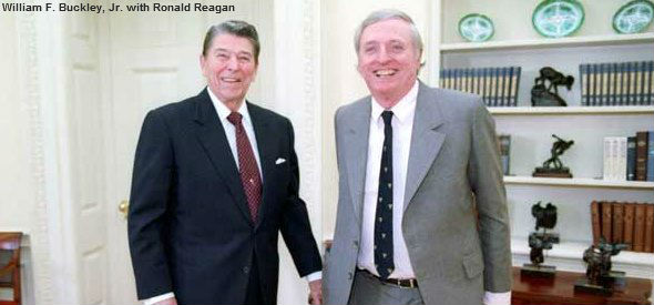 WFB and Ronald Reagan