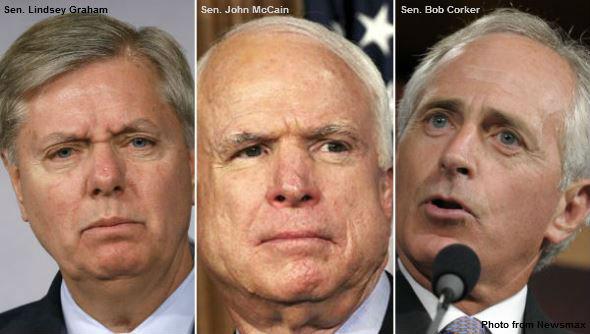 Obama and McCain Heading Us Toward War in Syria