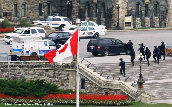 Canada terrorism