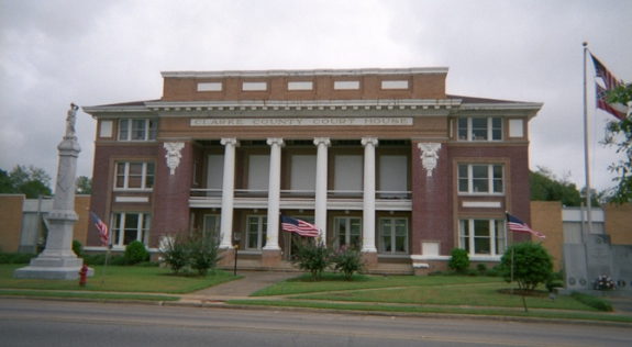 Clarke County Court House