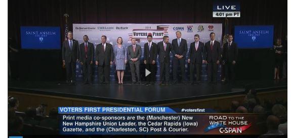 Republican forum