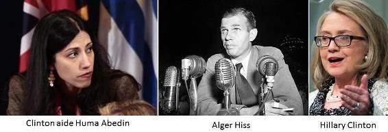 Huma Hiss Hillary