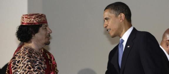 Libya Obama
