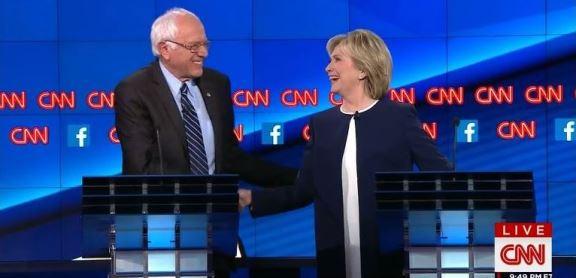 CNN Democrat debate