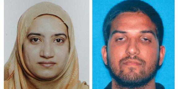 San Bernardino terrorists