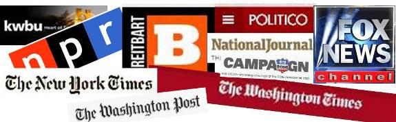 Media masthead