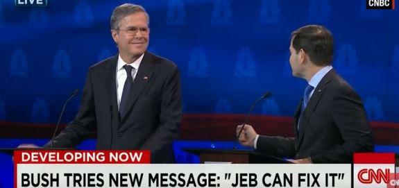 Jeb Bush Marco Rubio
