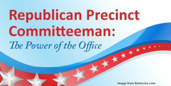 Precinct committeeman
