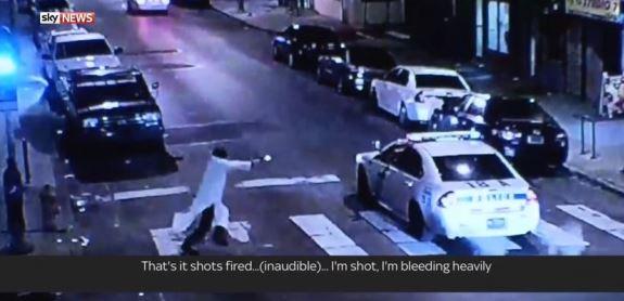 Jesse Hartnett shooting