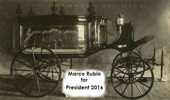 Marco Rubio for president