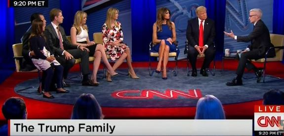 Trump family town hall