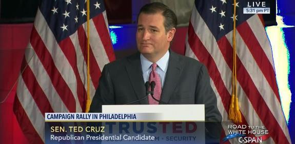 Ted Cruz speech