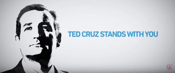 Ted Cruz stands with you