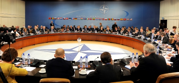 Must America Do More To Satisfy Paranoid Members Of NATO?