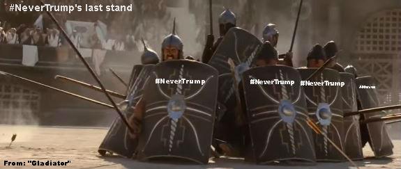#NeverTrump Gladiator