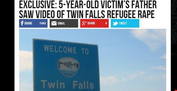 Refugee rape