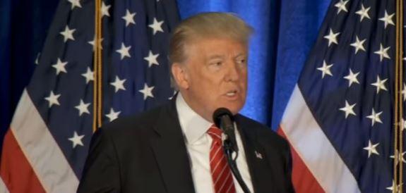 Trump Youngstown speech