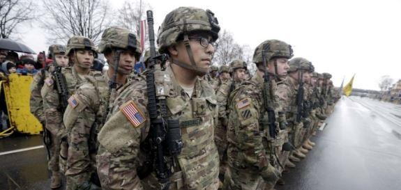 U.S. Military Europe