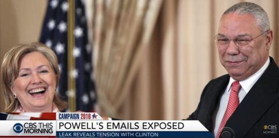 Powell Clinton