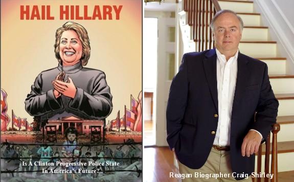 Craig Shirley Hail Hillary