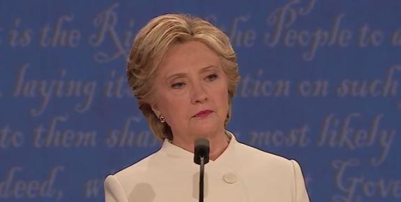 Hillary debate