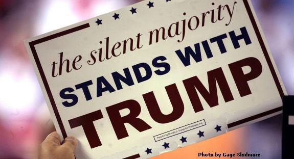 Trump silent majority