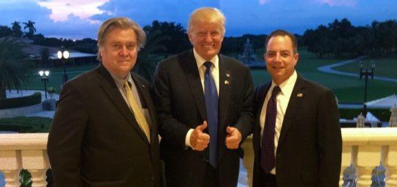 Bannon Trump Priebus