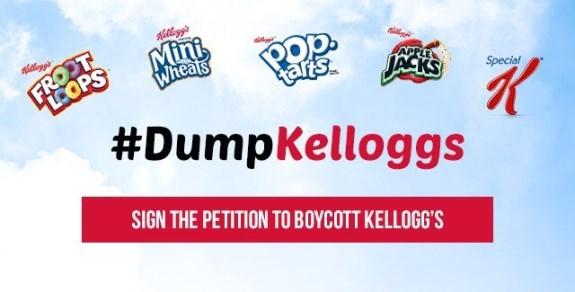 Dump Kellogs