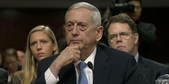 Mattis Hearing
