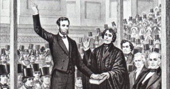 Lincoln Inaugural Address