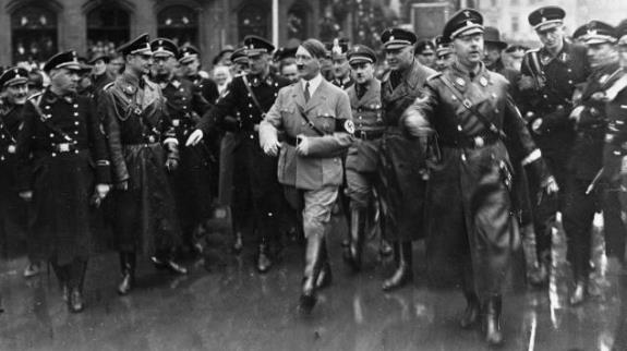 Adolf Hitler and Nazi leaders