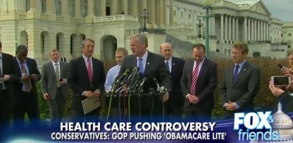 Conservatives Obamacare