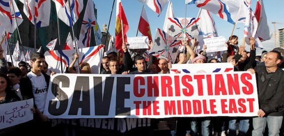 Save Christians
