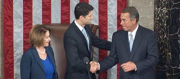 Paul Ryan Boehner