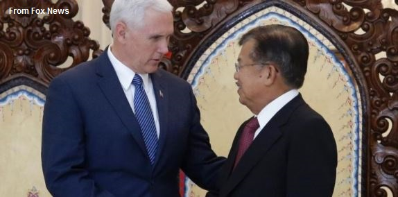 Pence in Indonesia