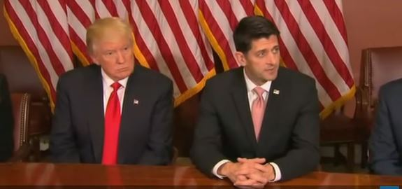 Trump and Ryan