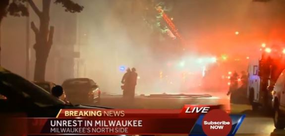 Milwaukee riots
