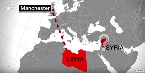 Libya Manchester