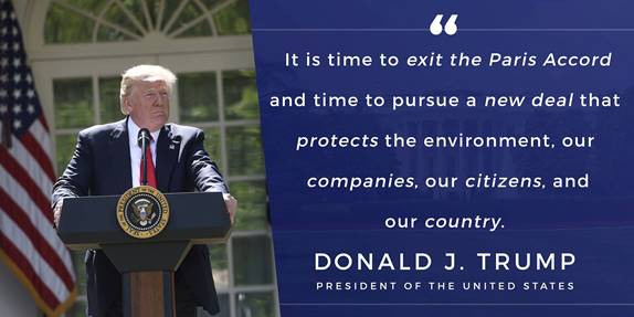 Trump Paris Accord