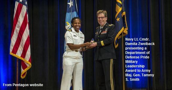 Pentagon LGBTQ