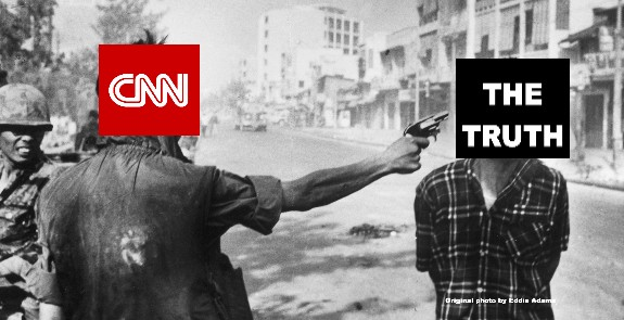 Truth killed by CNN