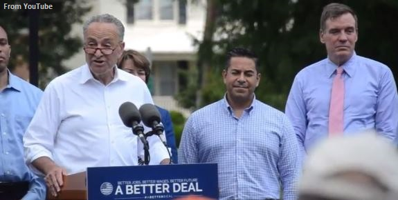 Democrats better deal