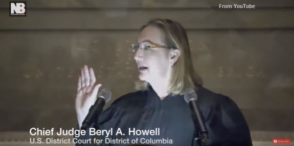 Judge Beryl A. Howell