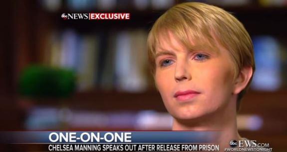 Bradley Chelsea Manning