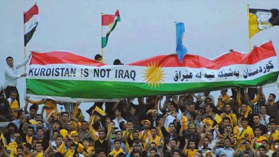 Kurdistan is not Iraq