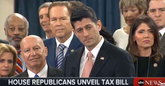 House Tax Plan